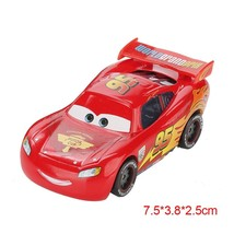 "Disney Pixar Cars 2 ""Lightning Mcqueen 2"" Diecast Vehicle Kids Toys  - $8.45"