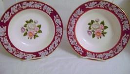 Homer Laughlin Semi Vitreous Regal Red  Vegetable Bowls - $14.00