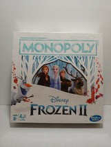 Monopoly Game Disney Frozen II Edition - $19.79