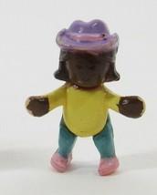1994 Vintage Polly Pocket Doll Happy Horses - Lulu Bluebird Toys - $8.00