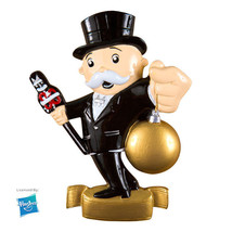 Mr. Monopoly Personalized Christmas Tree Ornament - $19.95