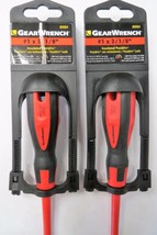 "GearWrench 80084 #1 x 3-1/8"" Pozi Insulated Screwdriver (2pcs) - $3.96"