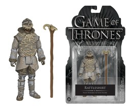 "Game of Thrones Funko 3.75"" Action Figure Rattleshirt - $12.00"