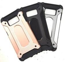 3 Lot Hard Case Slim Double Defender Shockproof Cover For Samsung S6 Edg... - $7.97