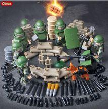 World War II The Battle Of Taierzhuang Military Lego Minifigure Block F13 - $28.00