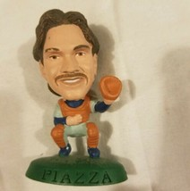 Mike Piazza New York Mets MLB Mini Figure Vintage Corinthian 90s 1997 NYM - $12.73
