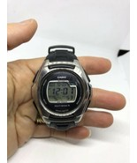 Casio Black Rubber Sports Wrist Watch - $29.70
