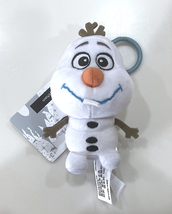 Disney Parks Olaf from Frozen Plush Doll Keychain Purse Hanger NEW - $19.90