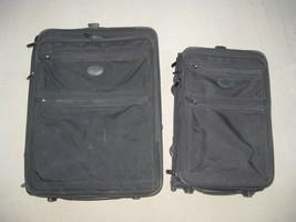 """Kirkland 22"""" and 29""""  Suitcase Set, Wheeled, Nesting, Ballistic Nylon - $92.57"""
