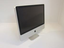 Apple iMac 20 Inch All In One Computer 250GB SATA HD 2GHz Intel Core 2 D... - $217.49