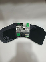 Umbro 2pk Knee High Soccer Socks - Black Adult Size 3 Foot 7-12 - $12.99