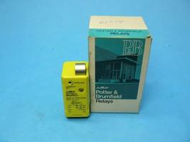 AMF Potter & Brumfield SDAS-01-8X1S1024 Overcurrent Sensor Relay SPDT New - $69.99