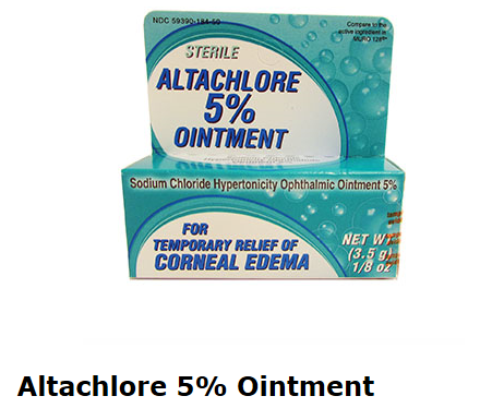 altachore sodium chloride 5% ointment