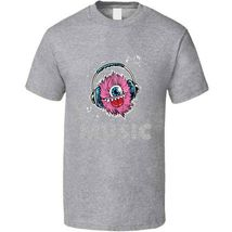 Monster Music Head Phones T Shirt image 11
