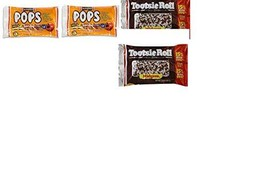 4 Pack (2 Tootsie Midgees Candies, 12 Oz/ 2 Tootsie Pops 11.64 oz) - $29.99