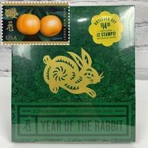 USPS Forever Stamps 2011 Lunar Year Rabbit Stamp Notecard Envelope Set O... - $42.08