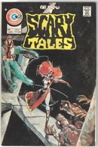 Scary Tales Comic Book #1, Charlton Comics 1975 VERY FINE- - $19.27