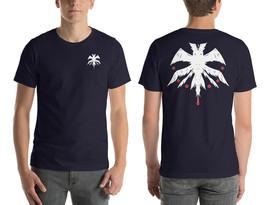 Wolhaiksong Urek Mazino Tower Of God TOG Men Tee T-shirt Navy - £20.85 GBP+