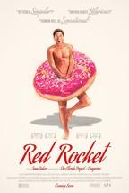 "Red Rocket Poster Simon Rex Mikey Saber Movie Art Film Print Size 24x36""... - $10.90+"