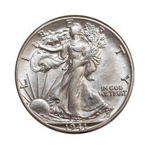 Superb - 1941 D Walking Liberty Half Dollar - Gem BU / MS / UNC - High G... - $65.00