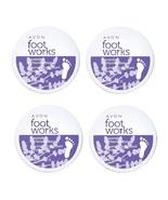 Avon Foot Work Lavender Softening Balm 1.7 oz - Lot of 4 - $30.50