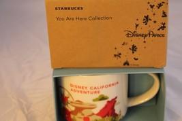Disney California Adventure You Are Here 2017 Starbucks Mug Paradise Pie... - €28,80 EUR