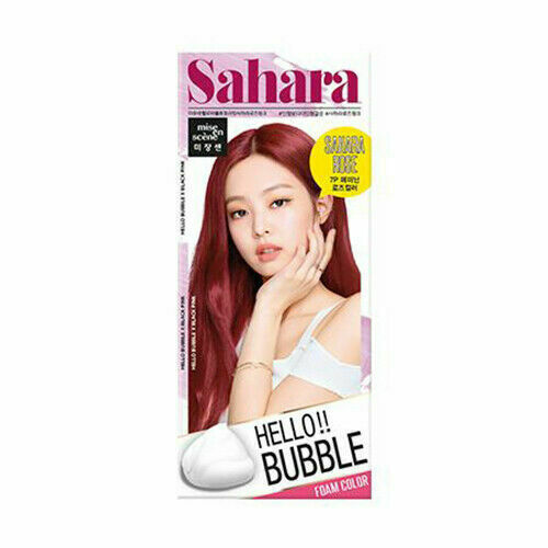 Primary image for [MiseEnScene] Hello bubble 7P (Sahara Rose Pink)