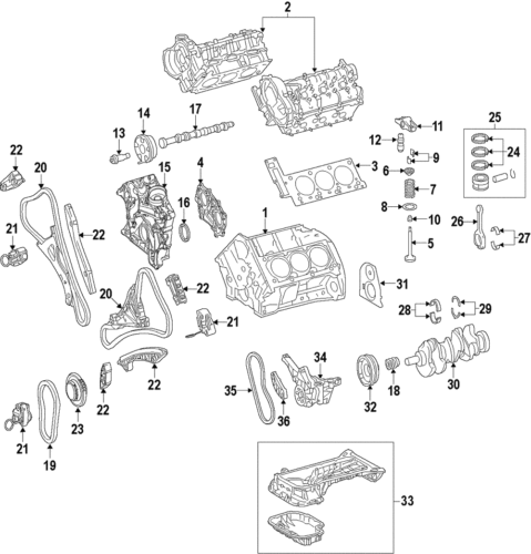 Genuine Mercedes-Benz Actuator 276-050-13-47