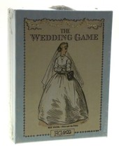 Reproduction 1880 FG & Co The Wedding Card Game Something Old New Borrow... - $7.79