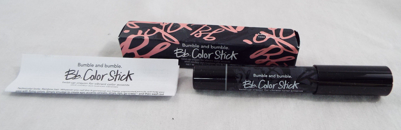 Primary image for Bumble and Bumble Color Stick in Ballet Pink 0.12 oz