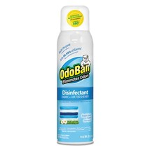 Disinfectant Fabric & Air Freshener 360 Spray, Fresh Linen, 14 Oz Can, 24 cans - $266.35