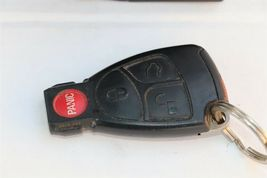 Mercedes Ignition Start Switch Module & Key Fob Keyless Entry Remote 2115451208 image 4