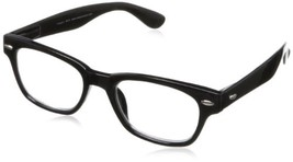 Peepers Men's Clark Retro Reading Glasses,Black,+1.5 - $31.70