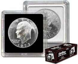 BCW 2x2 Coin Snap Holder Large Dollar 38.1mm Bundle of 25 - $10.02