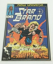 MARVEL NEW UNIVERSE STAR BRAND #5, FREE SHIPPING - $7.91