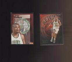 1997-98 (CELTICS) Fleer Rookie Rewind #10 Antoine Walker - $1.00