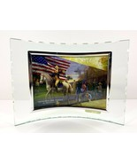 """""""Reviewing The Troops"""" by Jack E. Dawson - Mounted Small Print- NEW w/de... - $27.33"""