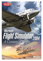 Microsoft Flight Simulator 2004: A Century of Flight - PC [video game] - $5.94