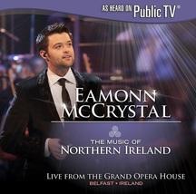 EAMONN McCRYSTAL - THE MUSIC OF NORTHERN IRELAND - CD