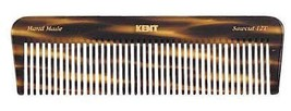 Kent 12T The Hand Made Thick Pocket Comb for Men, 140mm/5 Inch, 1 Ounce - $18.31