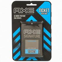 AXE Signature Champion Ticket Body Perfume Pocket Perfume,17 Ml 250 spray - $5.45