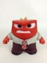 """Inside Out Electronic Talking Anger 5"""" Figure Tomy Disney Pixar with Batteries - $18.66"""