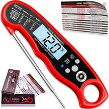 Instant Read Meat Thermometer For Grill And Cooking. UPGRADED WITH BACKL... - $35.73