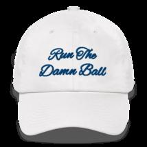 Run The Damn Ball Hat // Run The Damn Ball / Dad Hat image 1