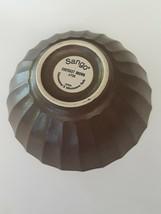 Sango Contrast Brown #4706 Soup/Cereal Bowl Set of 4 - $35.59