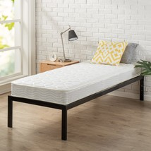 """Zinus Modern Studio 14 Inch Platform 1500 Metal Bed Frame, Cot size, 30""""... - $87.65"""