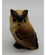 Hagen Renaker made in America miniature Owl Mama retired figurine - $9.89
