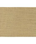Summer Khaki 40ct Newcastle Linen 18x27 cross stitch fabric Zweigart - $16.65