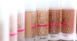 Hello Flawless Oil - Free Oxygen WOW SPF 25 Brightening Sunscreen Make U... - $26.99