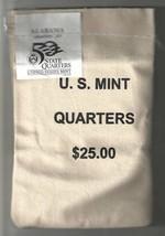 2003-D Uncirculated State Quarter Bag - ALABAMA - $25 MINT SEWN BAG - $42.95